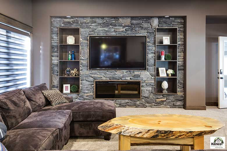 Fireplaces & Wall Units 28