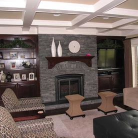 Fireplaces & Wall Units 18