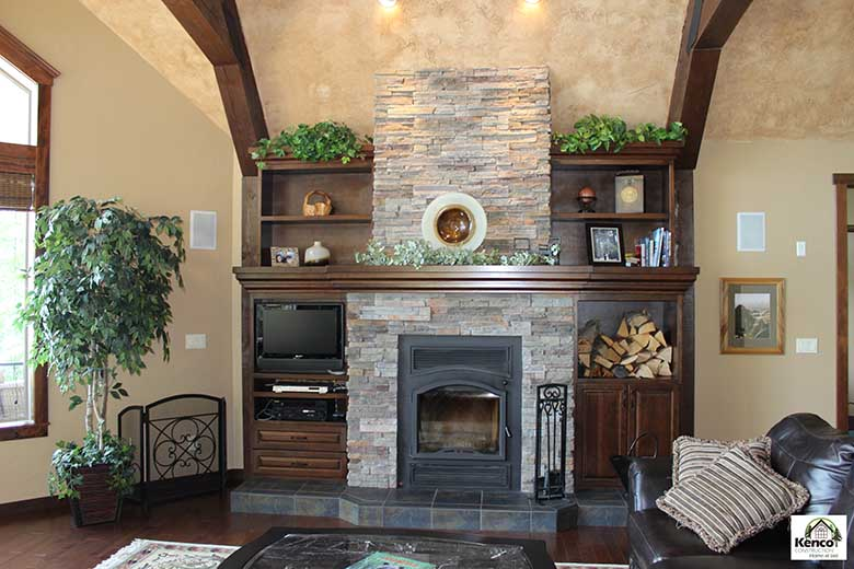 Fireplaces & Wall Units 20