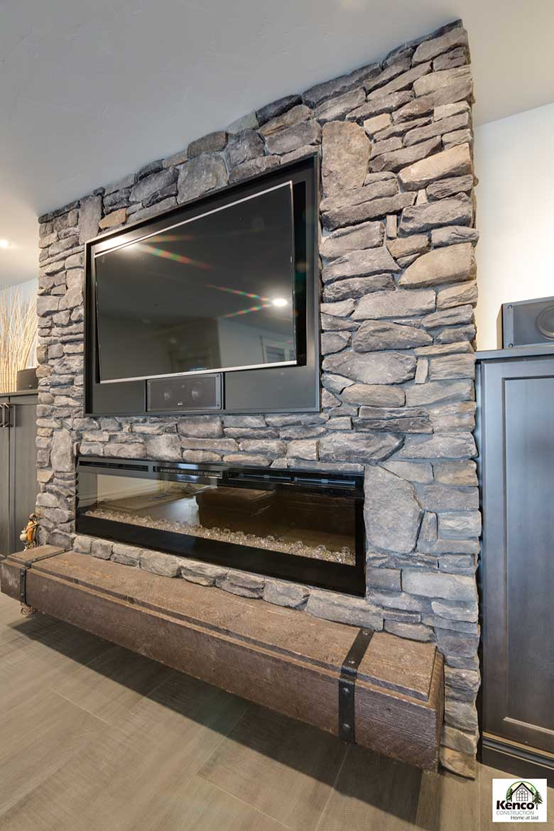 Fireplaces & Wall Units 26