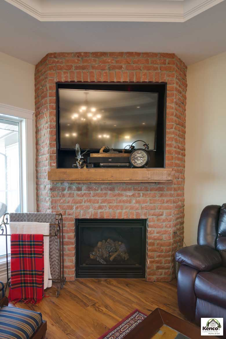 Fireplaces & Wall Units 6