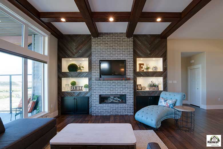Fireplaces & Wall Units 17